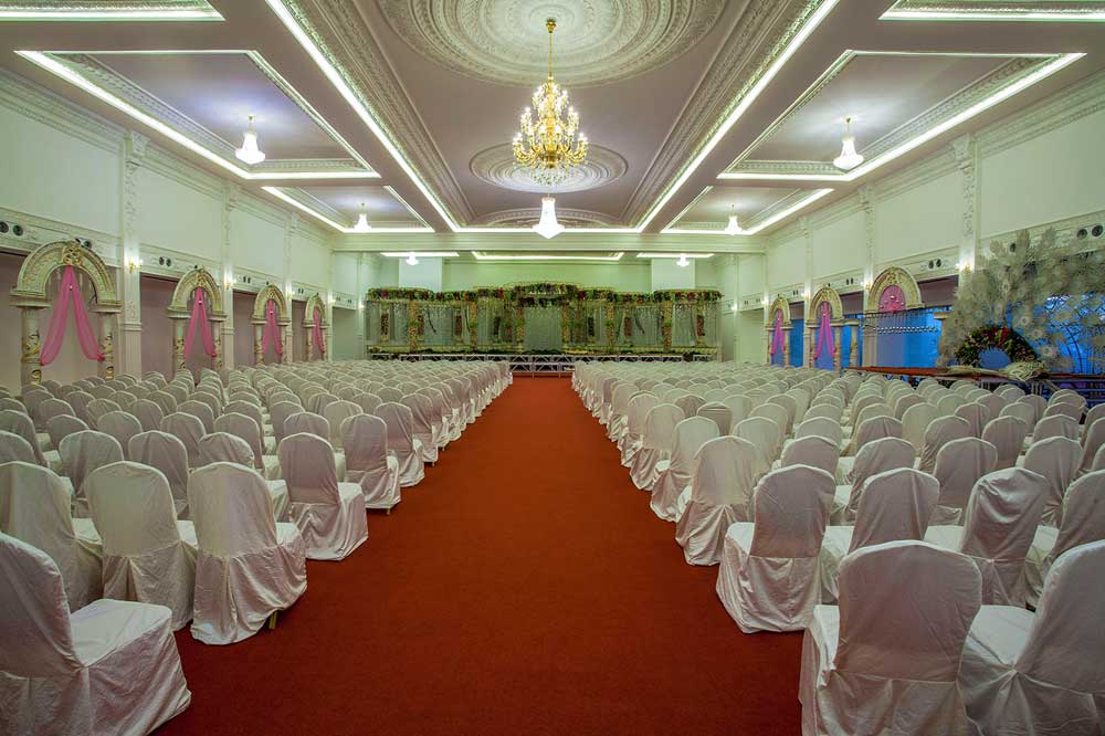 Best wedding hall in Bangalore